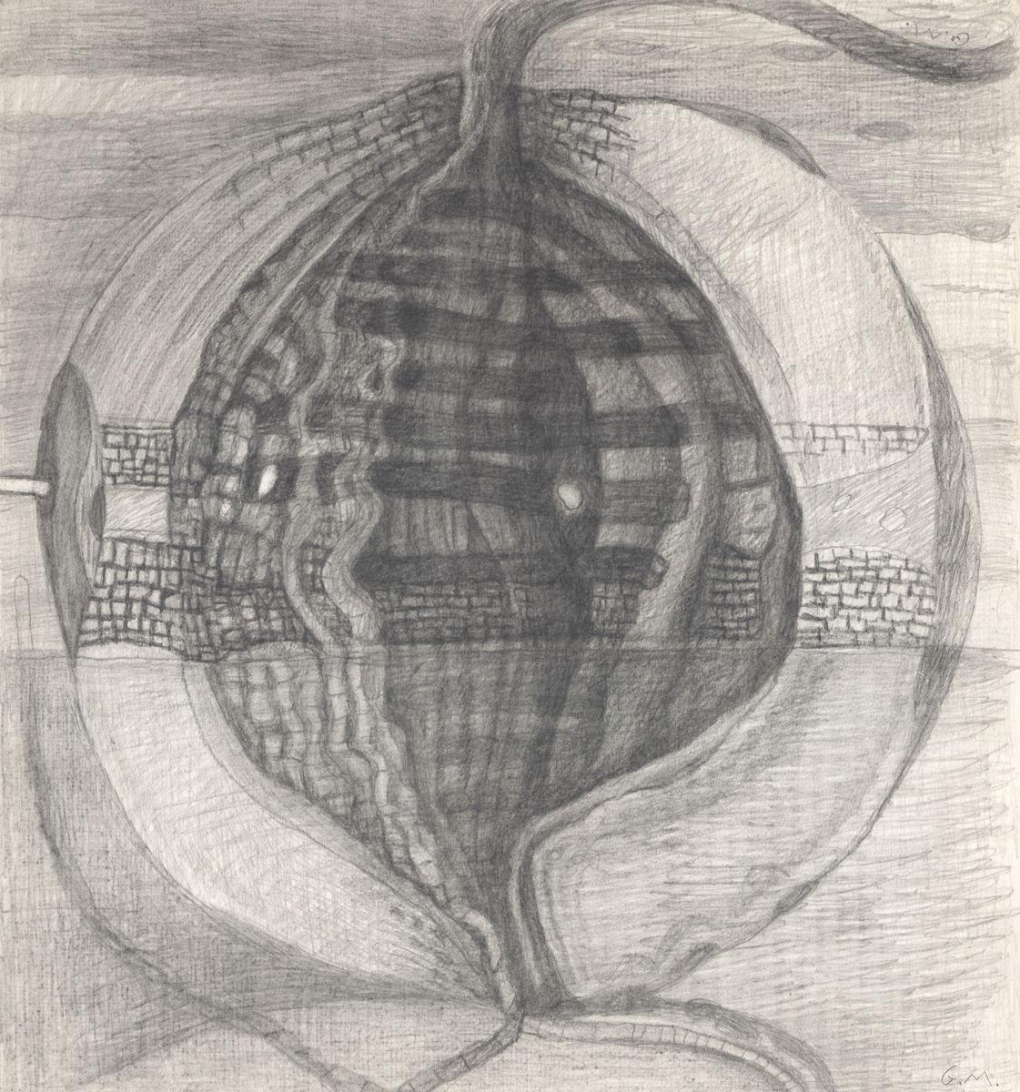 Az ezerbőrű lélek II. - p. cer. 42x38 cm (2010)